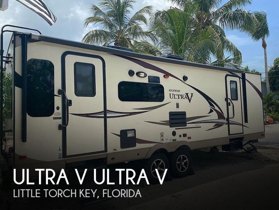 2017 Rockwood Ultra V 2811VS