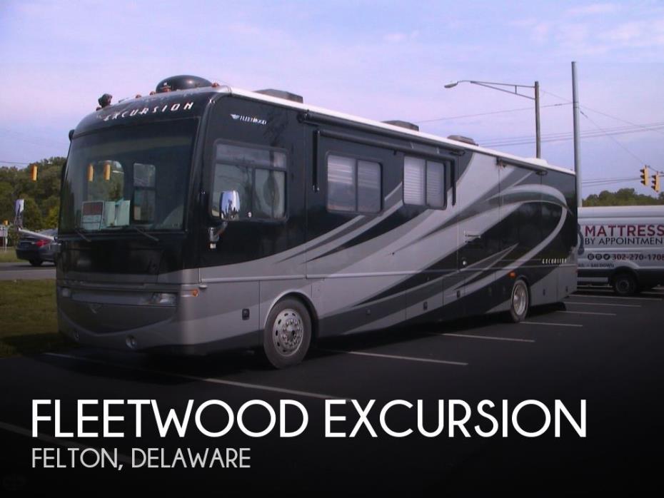 2008 Fleetwood Fleetwood Excursion 40E