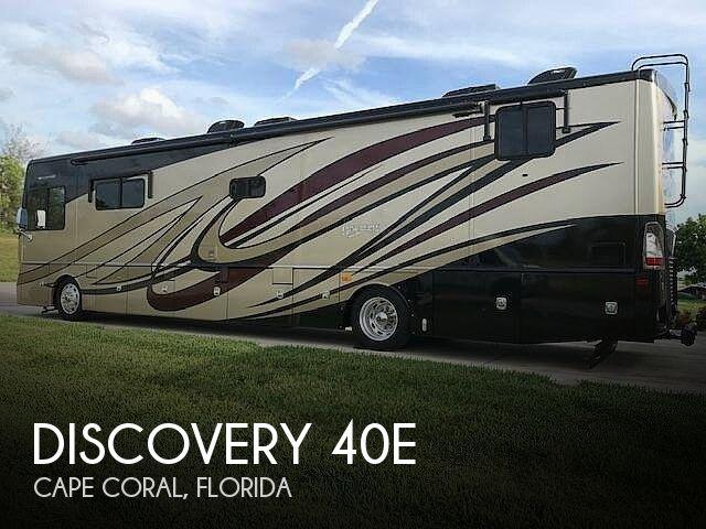 2014 Fleetwood Discovery 40E