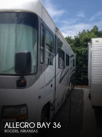 2003 Tiffin Allegro Bay 36DB