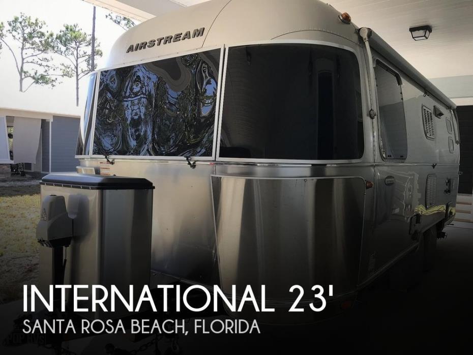 2018 Airstream International Serenity 23FB