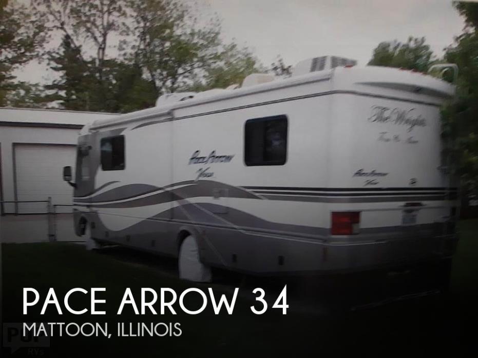 1999 Fleetwood Pace Arrow Vision 34N
