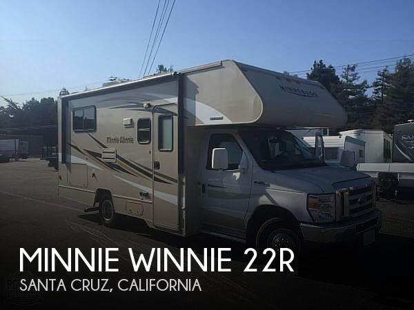 2016 Winnebago Minnie Winnie 22R