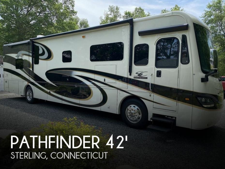 2014 Sportscoach Pathfinder Elite 406QS