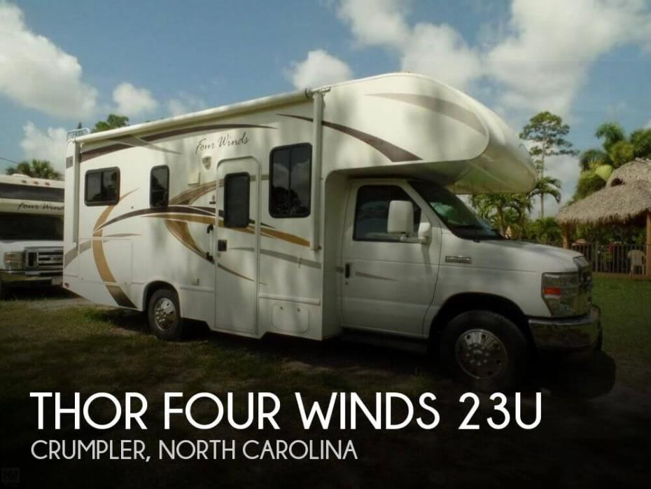 2013 Thor Motor Coach Thor Motor Coach Four Winds 23U