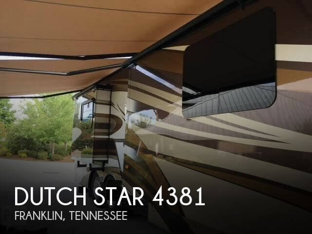 2015 Newmar Dutch Star 4381