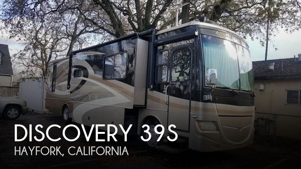 2007 Fleetwood Discovery 39S