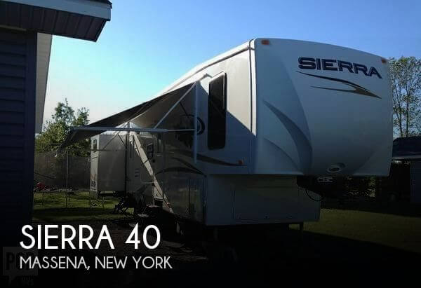 2011 Forest River Sierra 40
