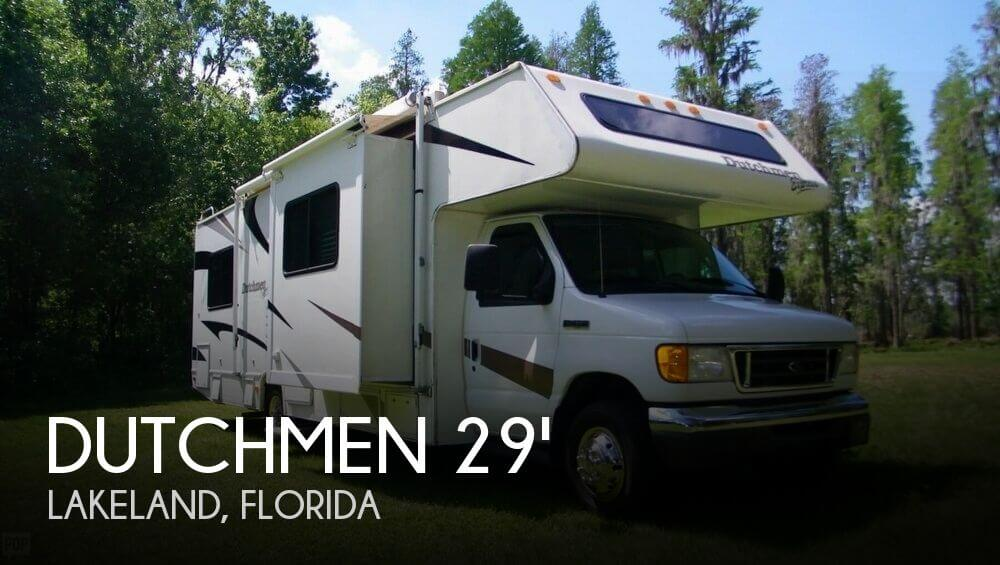 2006 Four Winds Dutchmen Express 29R