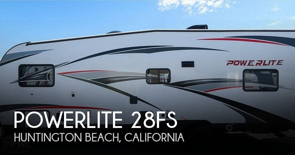 2019 Pacific Coachworks Powerlite 28FS