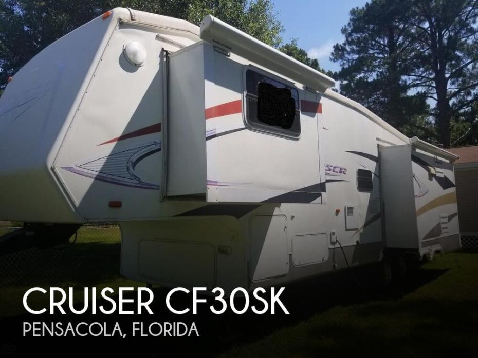 2007 CrossRoads Cruiser CF30SK