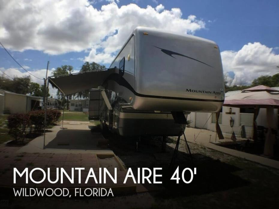 2003 Newmar Mountain Aire 39SDKC