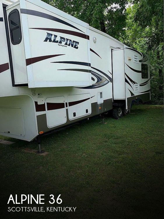 2013 Keystone Alpine 3250 RL
