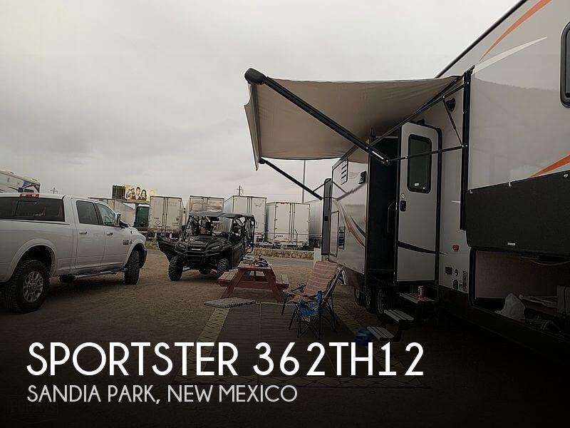 2018 KZ Sportster 362TH12