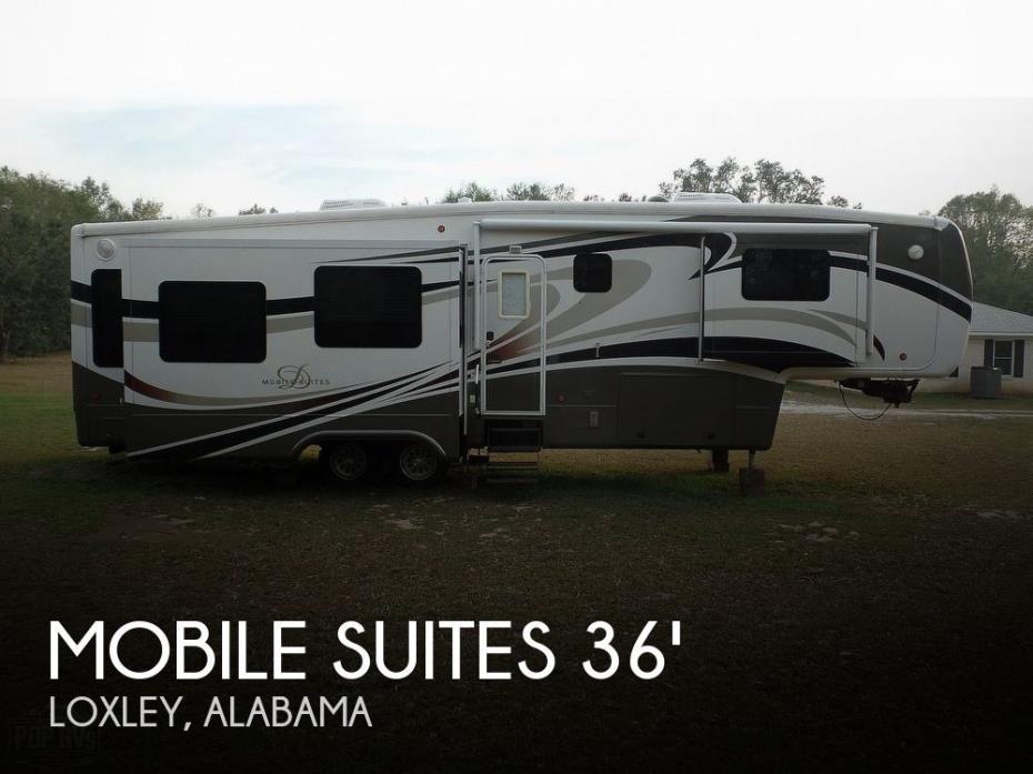 2013 DRV Mobile Suites 36RSSB3