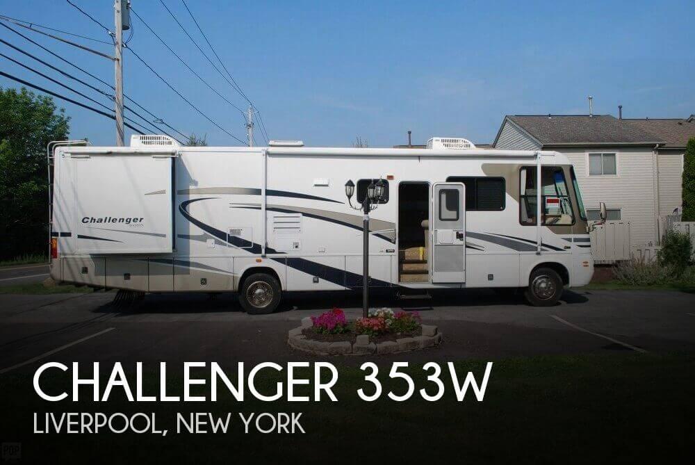 2005 Thor Motor Coach Challenger 353W