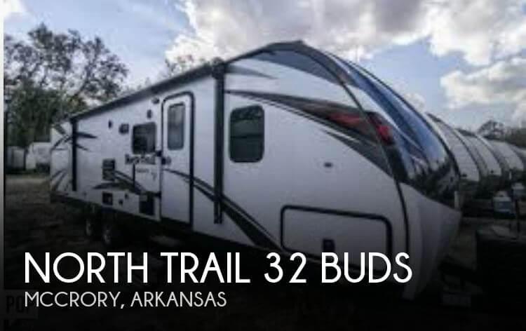 2018 Heartland North Trail 32 Buds