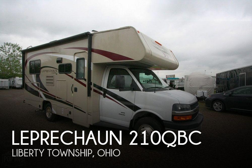 2020 Coachmen Leprechaun 210QBC