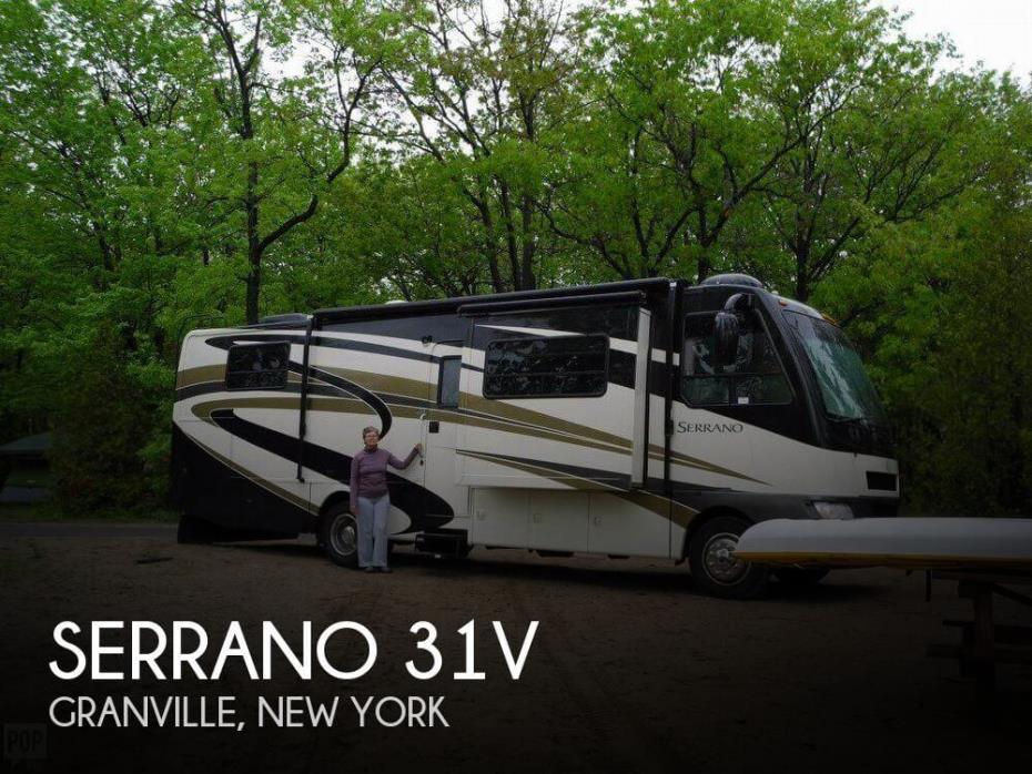 2010 Thor Motor Coach Serrano 31V