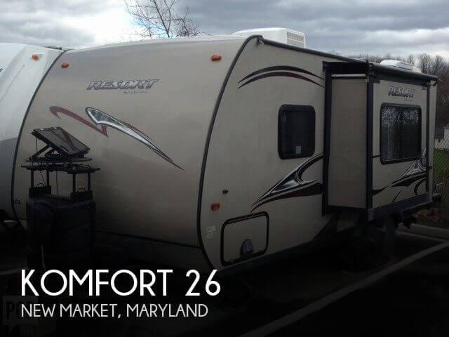 2011 Komfort 26