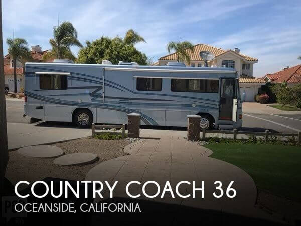 1995 Country Coach Country Coach 36