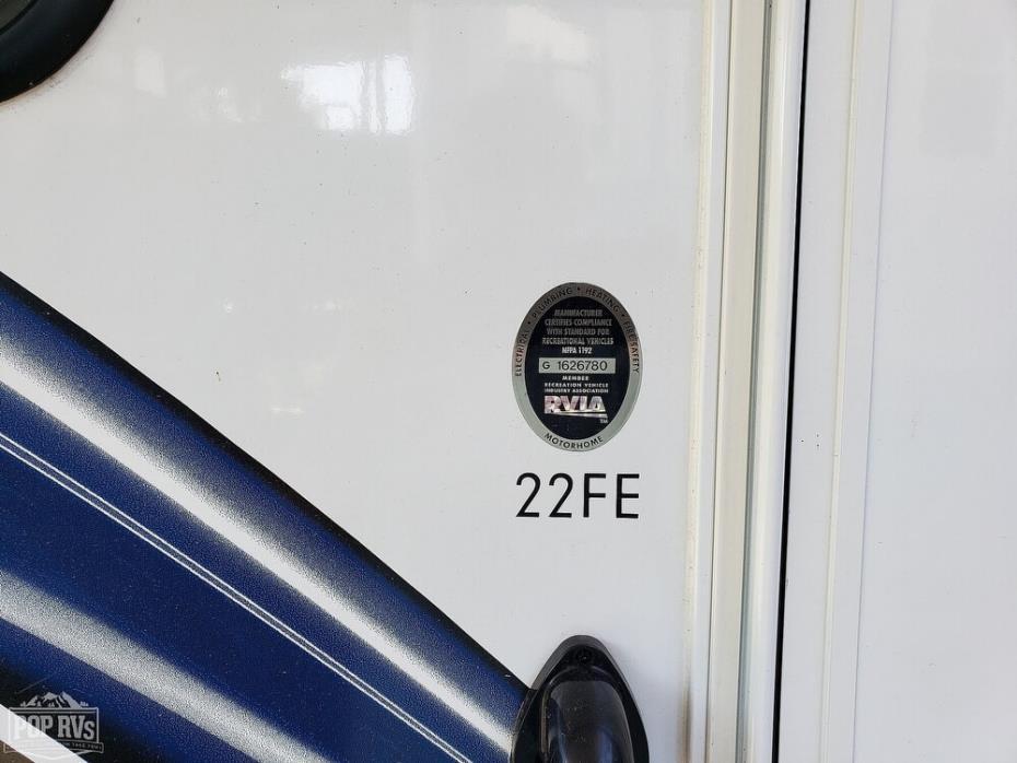 2018 Thor Motor Coach Freedom Elite 22FE