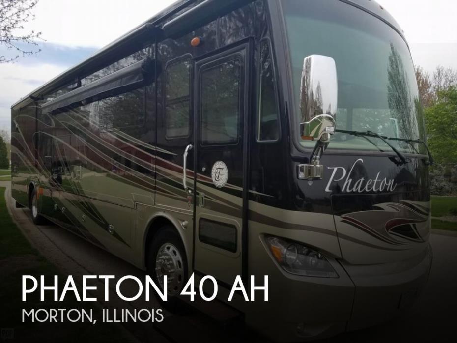 2015 Tiffin Phaeton 40 AH
