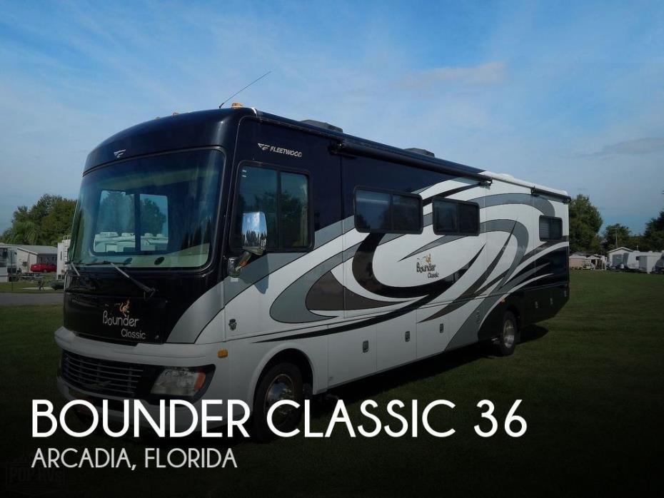 2012 Fleetwood Bounder Classic 34B