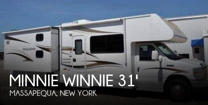 2014 Winnebago Minnie Winnie WF331H