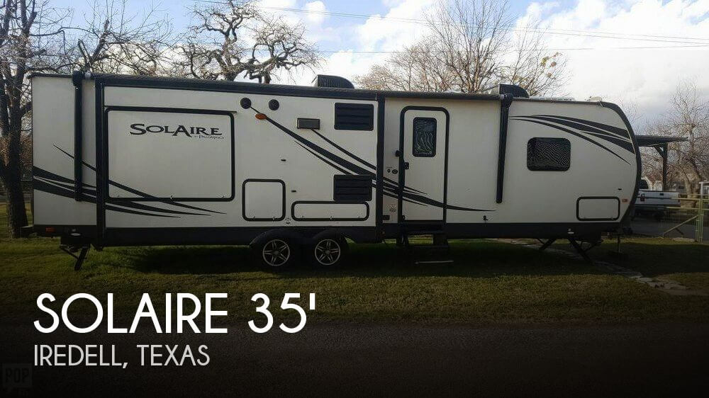 2015 Palomino SolAire 315 RLTSEK ECLIPSE