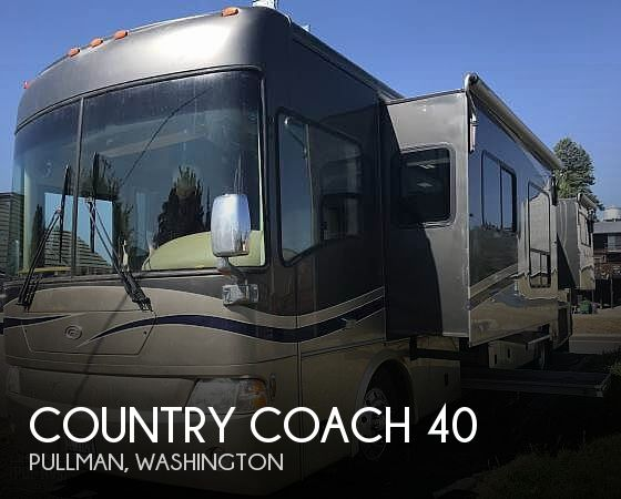 2005 Country Coach Inspire DaVinci 400