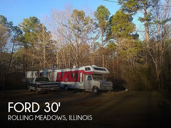 1986 Ford 30 Foot RV Food Truck