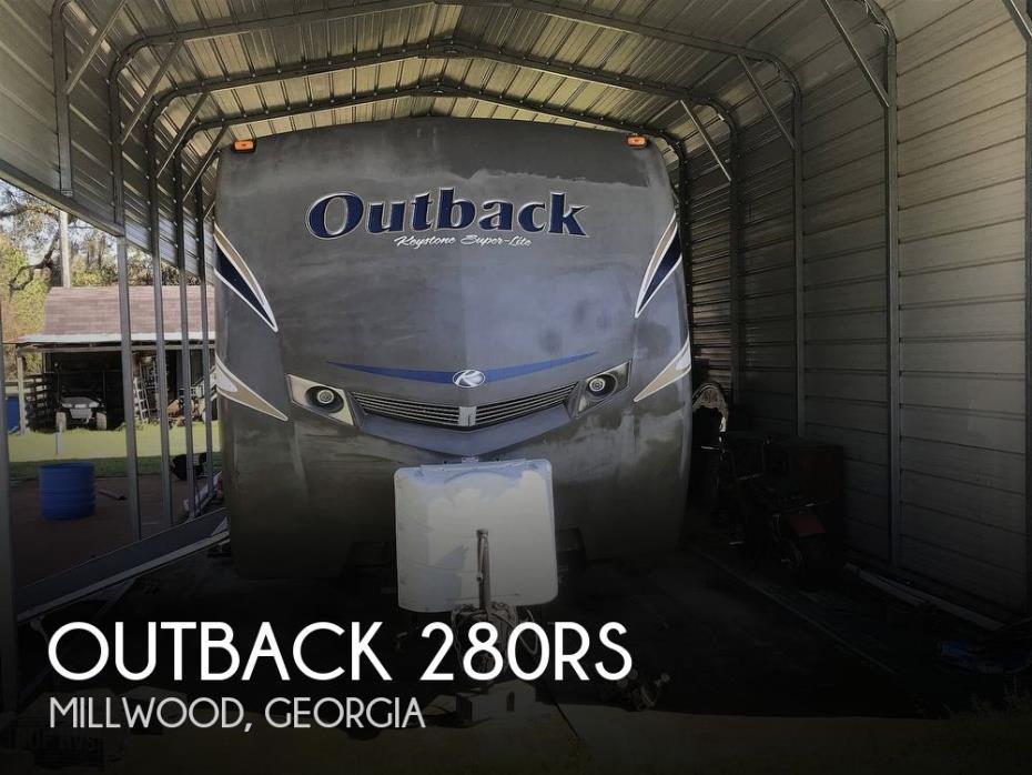 2012 Keystone Outback 280RS