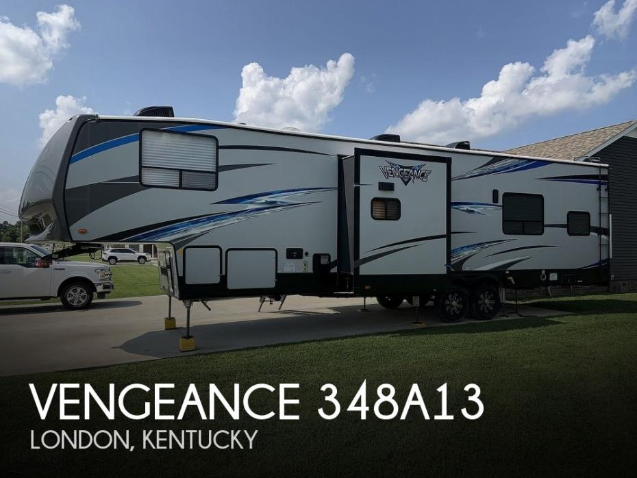 2019 Forest River Vengeance 348A13