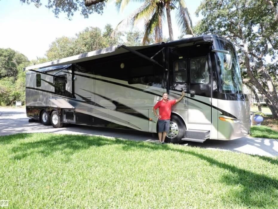 2008 Newmar Newmar Mountain Aire Diesel Pusher 4528, 7