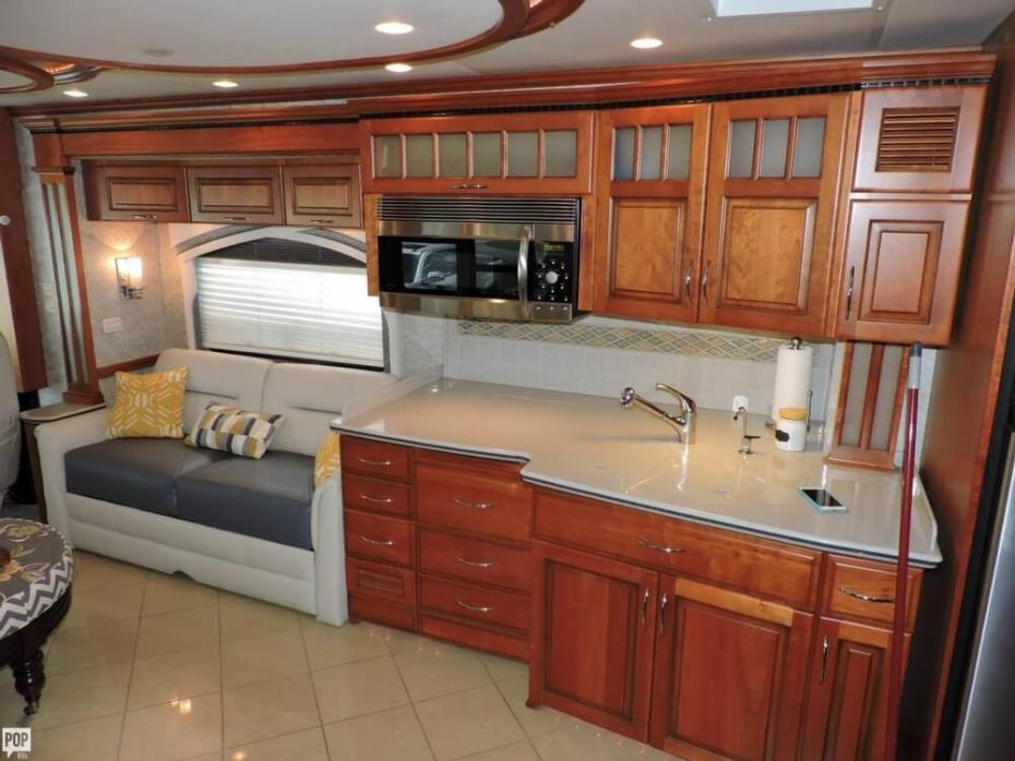 2008 Newmar Newmar Mountain Aire Diesel Pusher 4528, 5