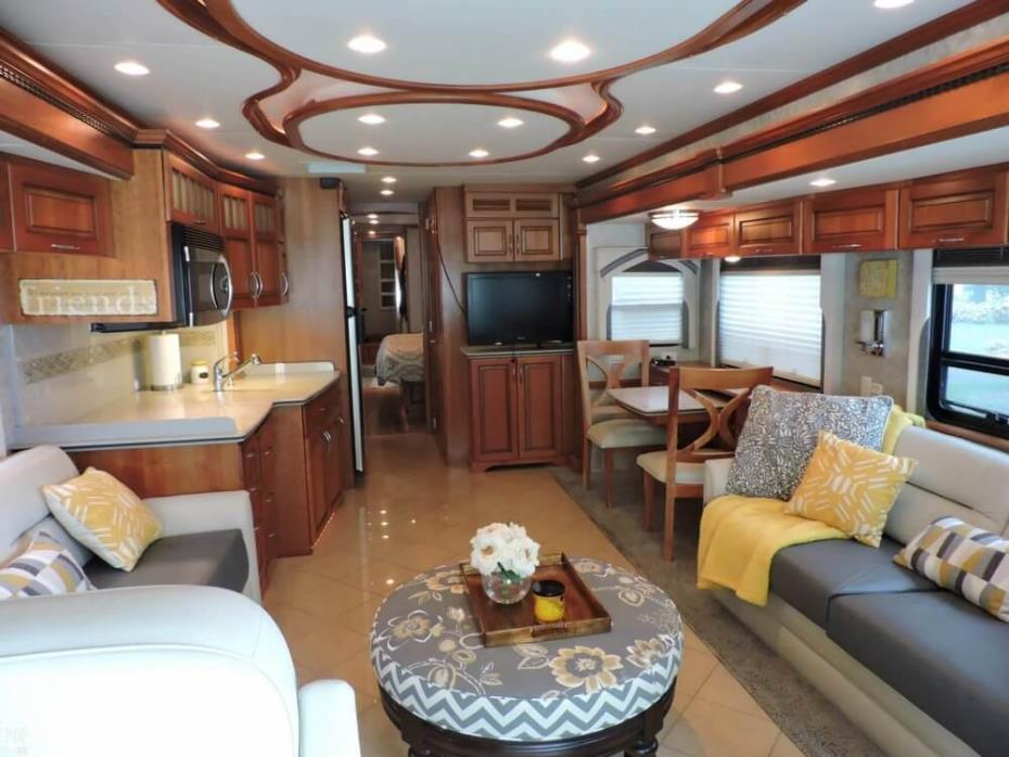 2008 Newmar Newmar Mountain Aire Diesel Pusher 4528, 2