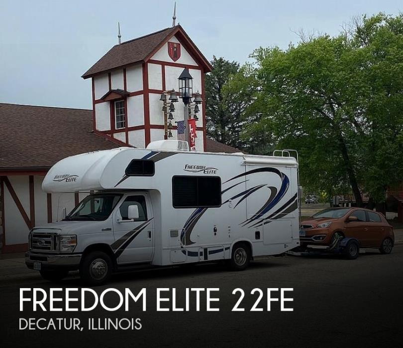 2019 Thor Motor Coach Freedom Elite 22FE