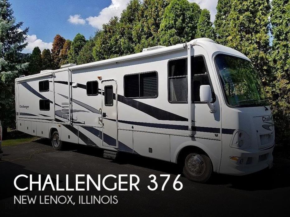 2007 Damon Challenger 376