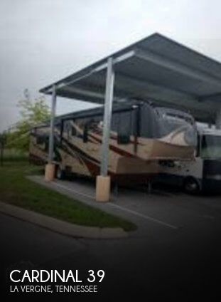 2010 Forest River Cardinal 39