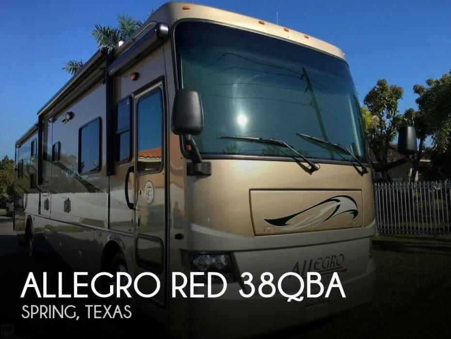2011 Tiffin Allegro RED 38QBA