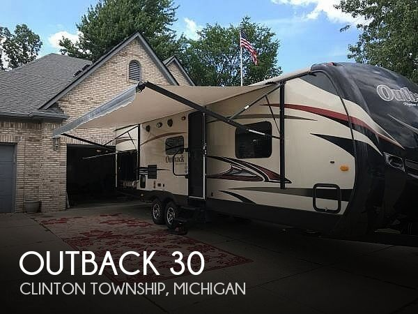 2014 Pace American Outback 30
