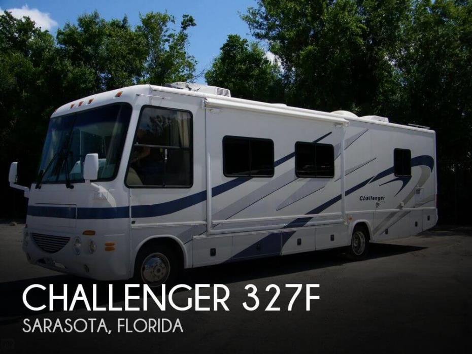 2003 Damon Challenger 327F