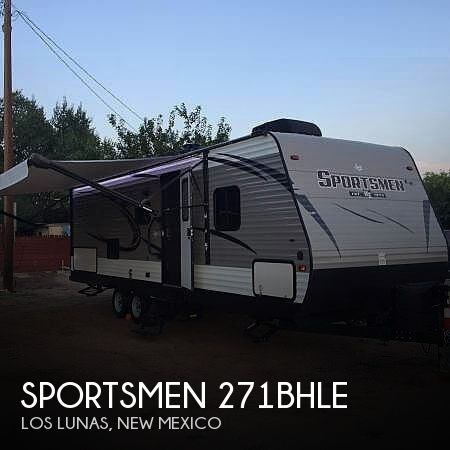 2018 KZ Sportsmen 271BHLE
