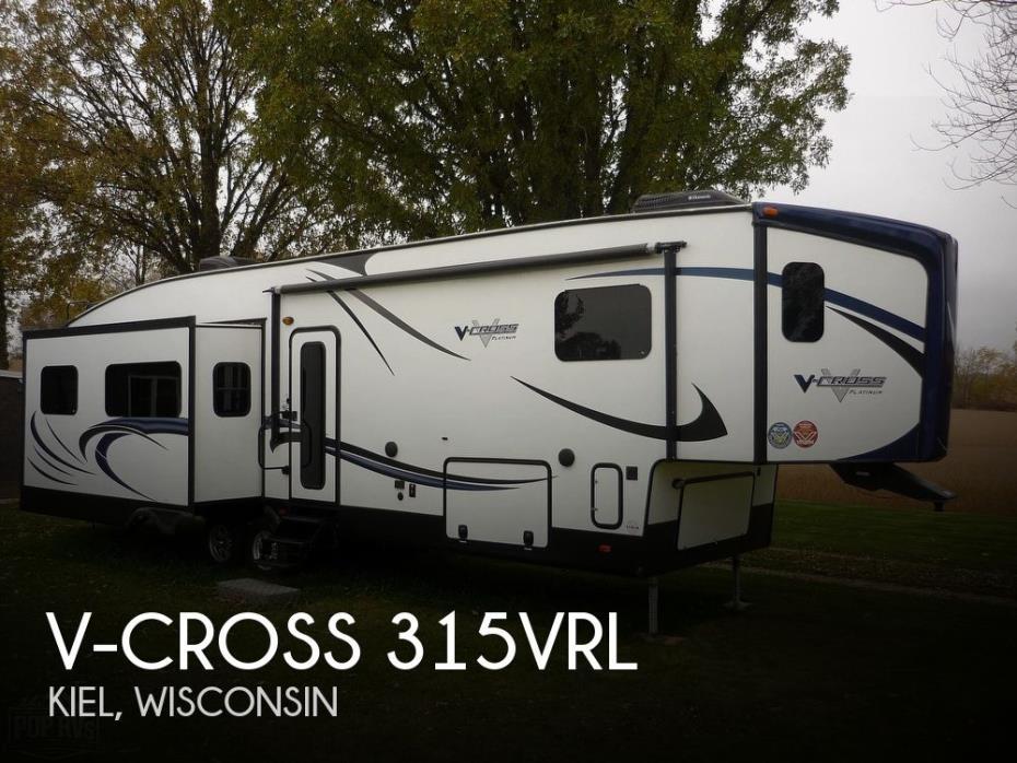 2014 Forest River V-Cross 315VRL