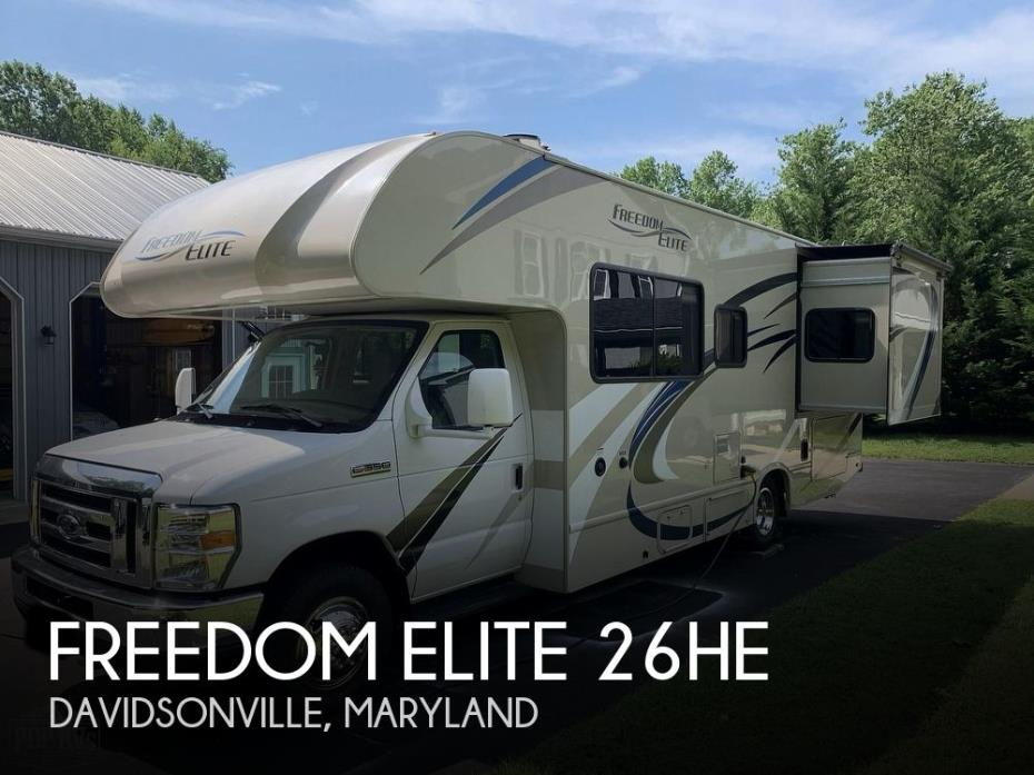 2018 Thor Motor Coach Freedom Elite 26HE
