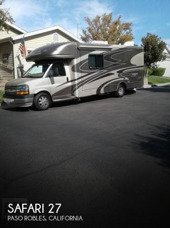 2008 Safari Damara 252DS