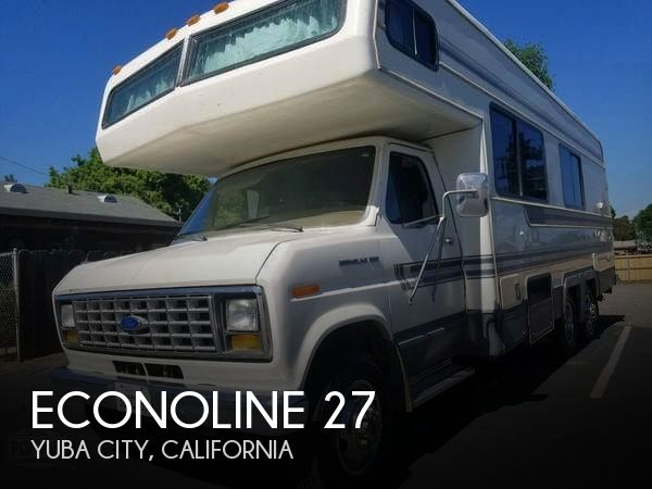 1990 Ford Econoline Holiday Imperial
