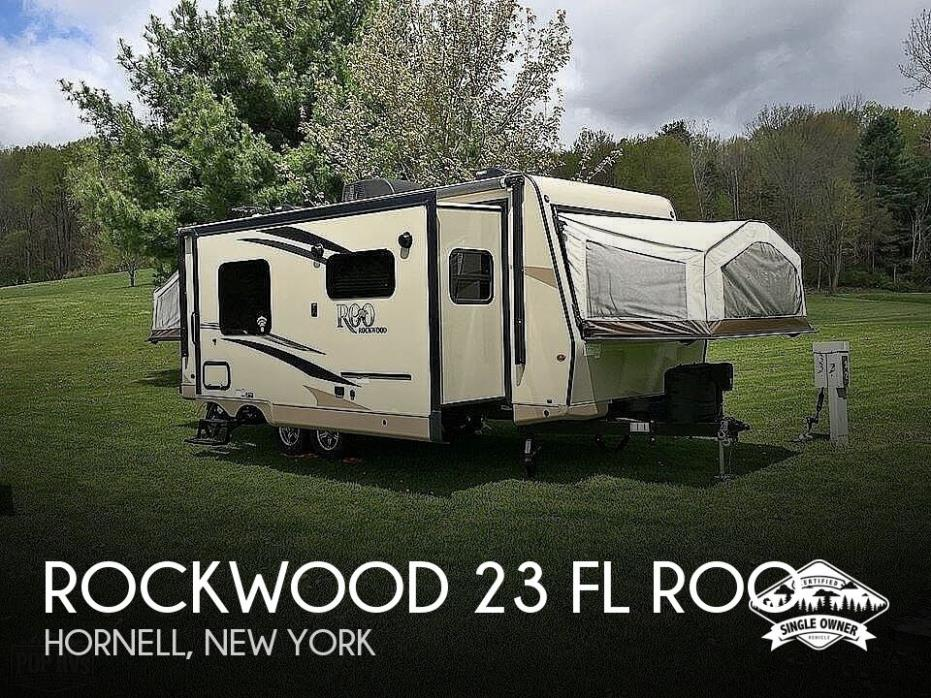 2019 Forest River Rockwood 23 FL ROO