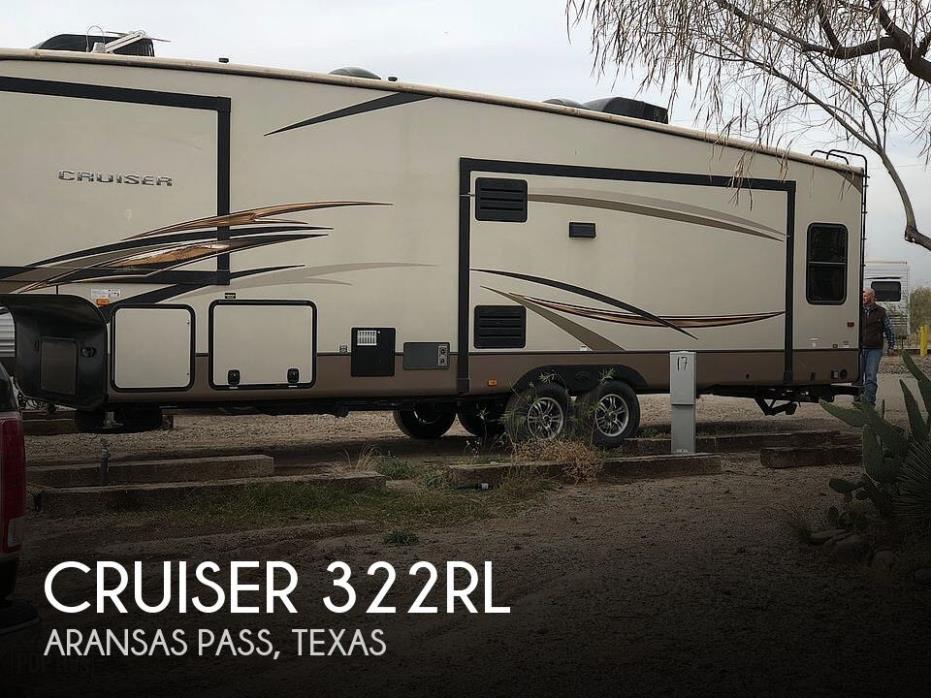 2015 CrossRoads Cruiser 322RL